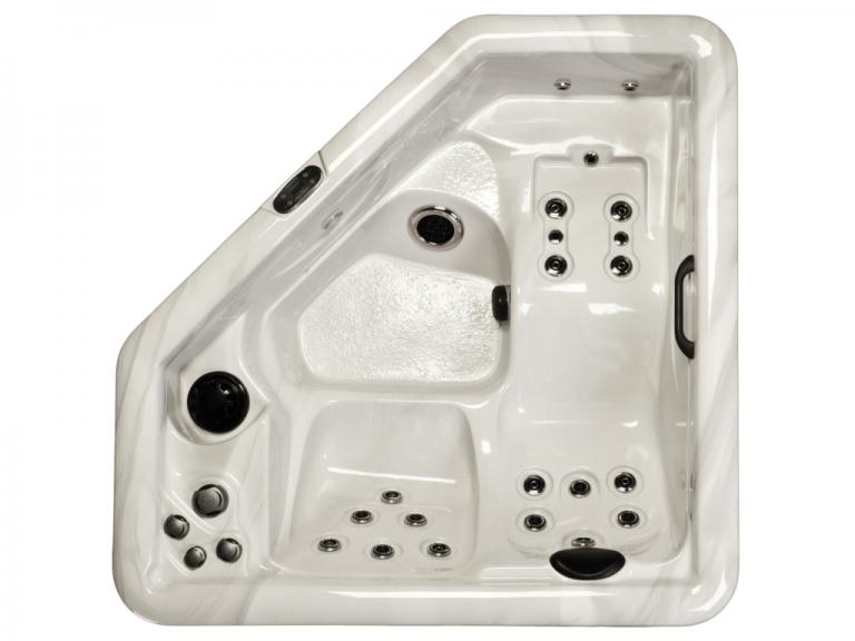 Arctic Corner Hot Tub